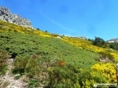 Canal Barranca_Cuerda Cabrillas;montes de leon mapa circos glaciares descenso del cares viajes organ